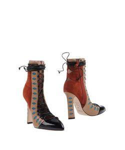Paula Cademartori | Полусапоги И Высокие Ботинки