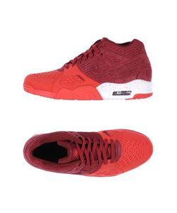 Nike   Высокие Кеды И Кроссовки
