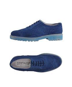 SSEINSE | Обувь На Шнурках