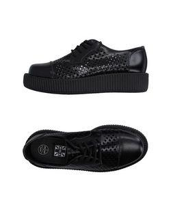 T.U.K | Обувь На Шнурках