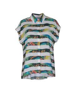 Equipment | Рубашка С Короткими Рукавами