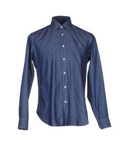 Cruciani | Джинсовая Рубашка
