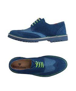 Paolo Da Ponte | Обувь На Шнурках