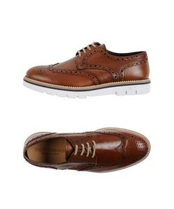 Tru Trussardi | Обувь На Шнурках