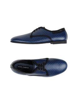 Dolce & Gabbana | Обувь На Шнурках