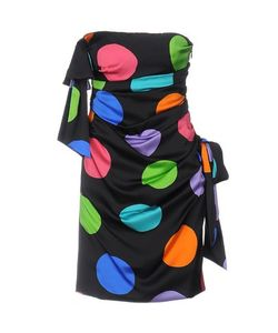 Moschino Couture   Короткое Платье