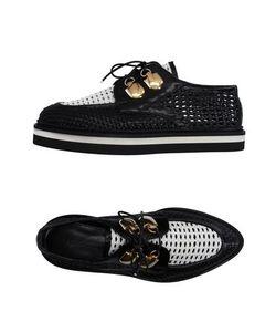 Alexander McQueen | Обувь На Шнурках
