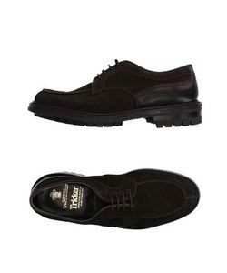 Tricker'S | Обувь На Шнурках