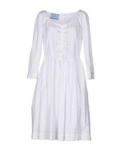 Prada | Платье До Колена