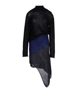 Yohji Yamamoto | Платье Длиной 3/4