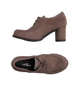 Audley | Обувь На Шнурках