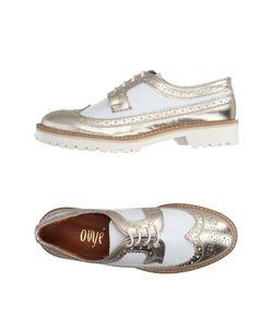 Ovye' By Cristina Lucchi | Обувь На Шнурках