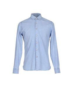 BORRIELLO NAPOLI | Джинсовая Рубашка