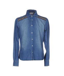 D.R Shirt | Джинсовая Рубашка