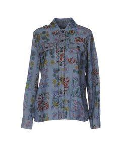 History | Джинсовая Рубашка