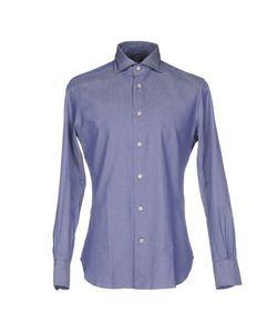 MAZZARELLI | Джинсовая Рубашка