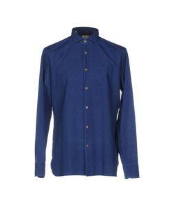 Luigi Borrelli Napoli | Джинсовая Рубашка