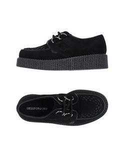 Underground | Обувь На Шнурках