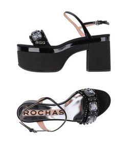 Rochas | Сандалии