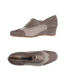 Scolaro | Обувь На Шнурках