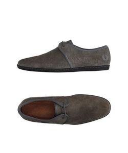 Fred Perry | Обувь На Шнурках