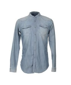 4  Four Messagerie | Джинсовая Рубашка