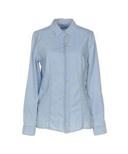 Pepe Jeans London   Джинсовая Рубашка