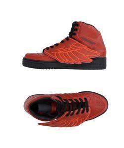Jeremy Scott Adidas | Высокие Кеды И Кроссовки