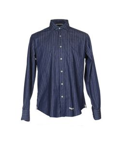 Tintoria Mattei 954 | Джинсовая Рубашка