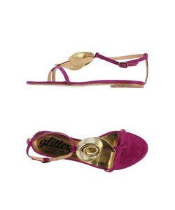 Glitter Pink | Сандалии