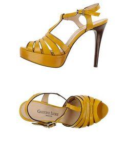 Gastone Lucioli | Сандалии
