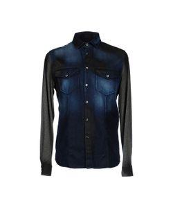 RH45 RHODIUM | Джинсовая Рубашка