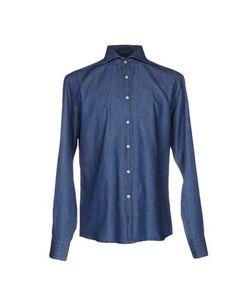 Rossopuro   Джинсовая Рубашка