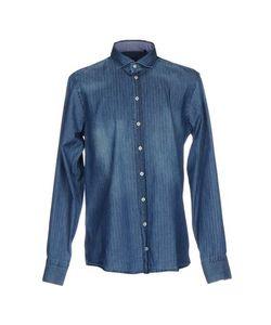 BASTONCINO   Джинсовая Рубашка