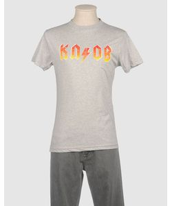 Knob | Футболка С Короткими Рукавами