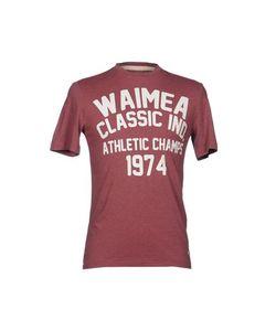 Waimea | Футболка С Короткими Рукавами