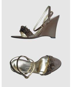 Donatella Lucchi | Обувь На Танкетке