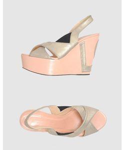 Georgina Goodman | Обувь На Танкетке