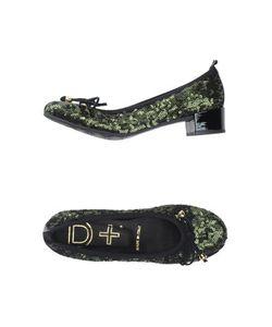 D+ | Туфли