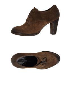 Francesco Morichetti | Обувь На Шнурках