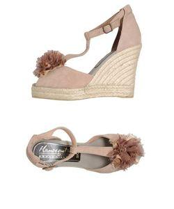 Flamenquitas Espadrilles | Обувь На Танкетке