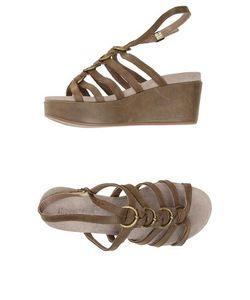 The Saddler | Обувь На Танкетке