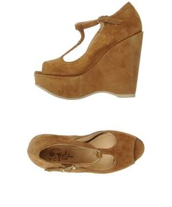 Madame Ines   Обувь На Танкетке