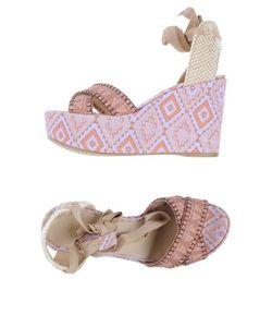 Theodora & Callum | Обувь На Танкетке