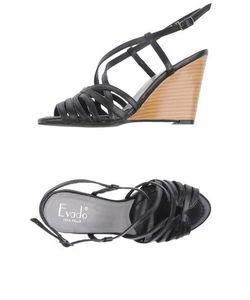 Evado | Обувь На Танкетке