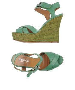 Alternativa   Обувь На Танкетке