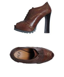 Moa' | Обувь На Шнурках