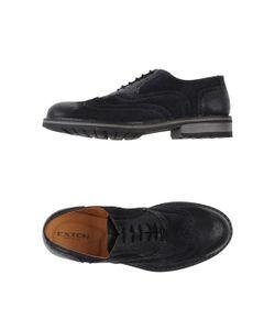 Exton | Обувь На Шнурках