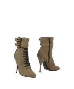 Giuseppe Zanotti Design Pour Balmain | Полусапоги И Высокие Ботинки
