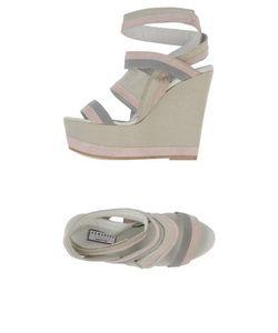 Serafini Etoile | Обувь На Танкетке